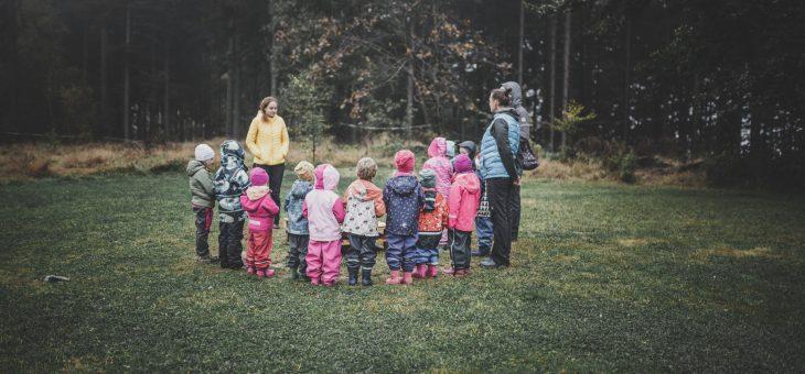 Obecně o tom, co je lesní školka…